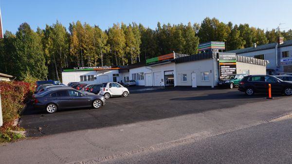 A-J Autotalo Oy, Helsinki