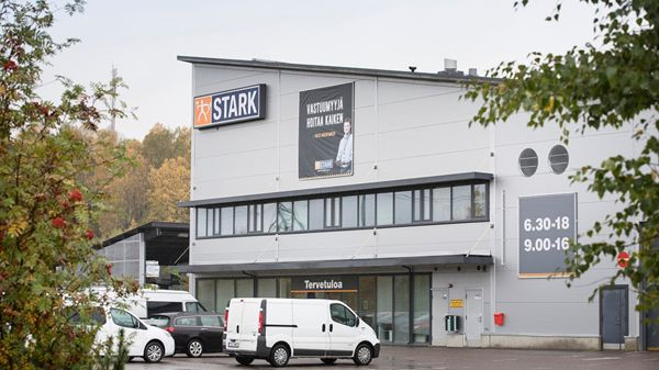 STARK Espoo Olari, Espoo