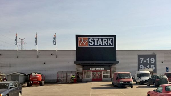 STARK Oulu, Oulu