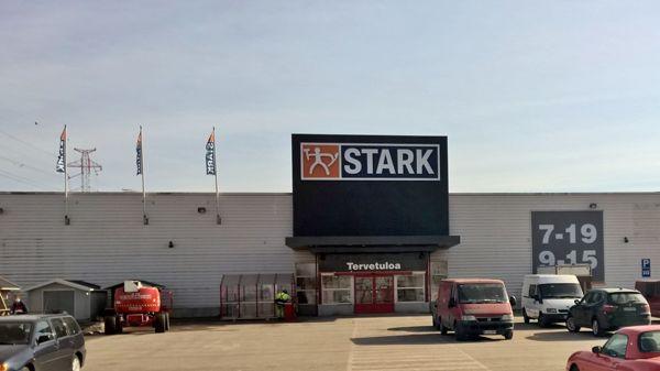 STARK Helsinki Herttoniemi, Helsinki