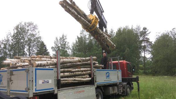 Kuljetus Kyösti Salonen Tmi, Jämsä