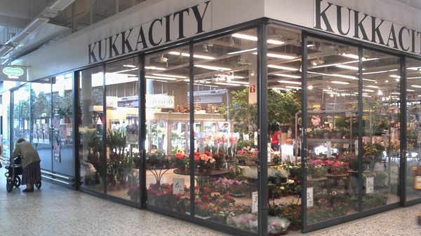Kukkakauppa Raahe