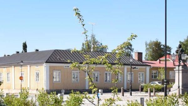 Kiinteistö Oy Kummatti, Raahe