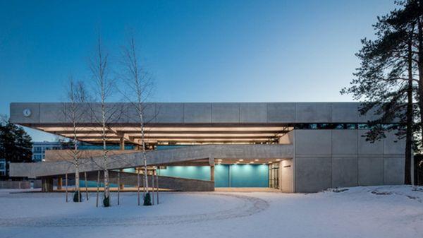 Jeskanen-Repo-Teränne Arkkitehdit Oy, Helsinki