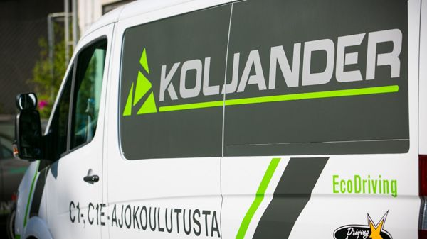 Autokoulu Koljander Oy