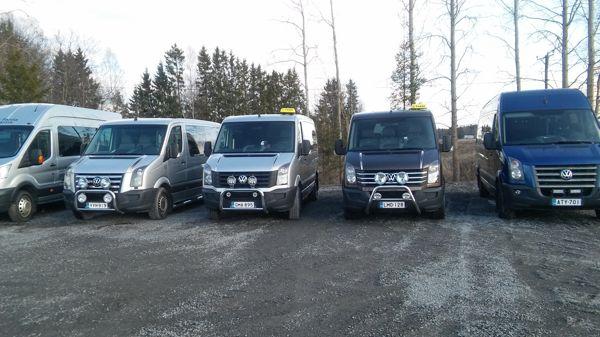 Taksi Pajula Tapio Tmi, Oripää