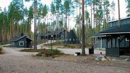 Ruunaan retkeilykeskus, Lieksa