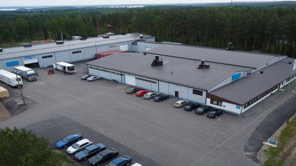 Dinair Clean Air Oy, Vantaa