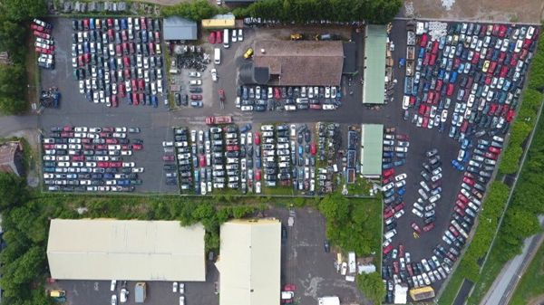 Autopurkaamo Fusti Oy, Tampere