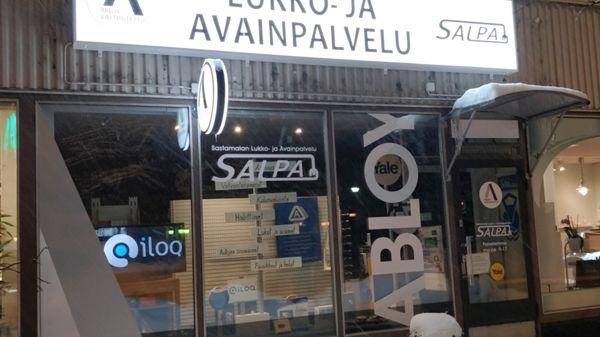 Sastamalan Lukko- ja Avainpalvelu SALPA Oy, Sastamala