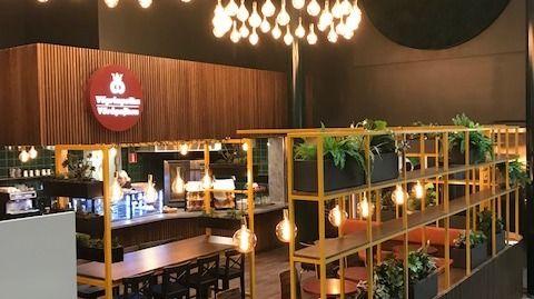 Vöyrinpoika Café Espen, Vaasa