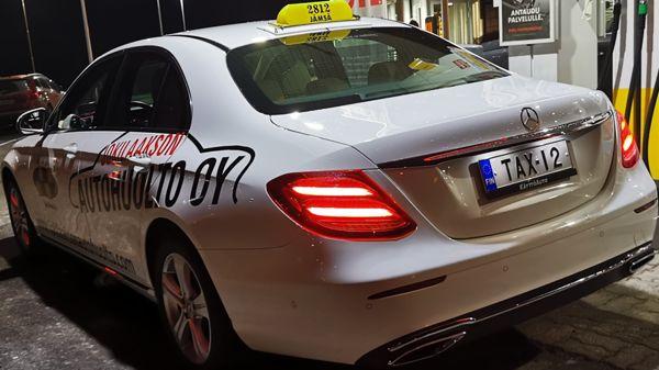 Taksi Jämsä Oy, Jämsä