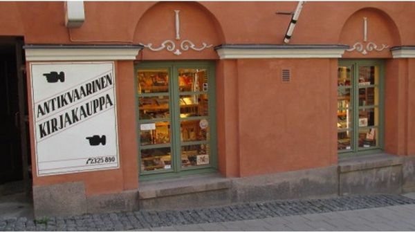 Brahen Antikvariaatti, Turku