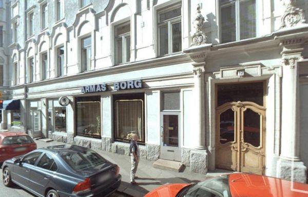 Hautaustoimisto Armas Borg & Co Oy, Helsinki