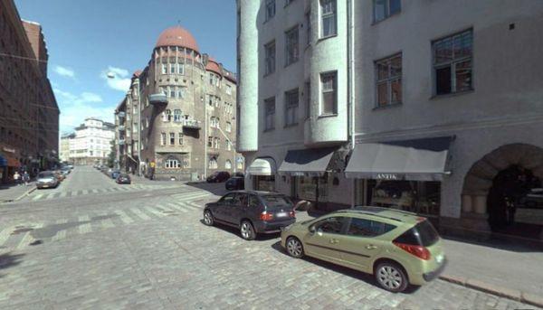 Antik Lindberg Oy, Helsinki