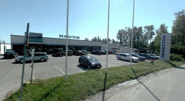 MaritimShops, Helsinki