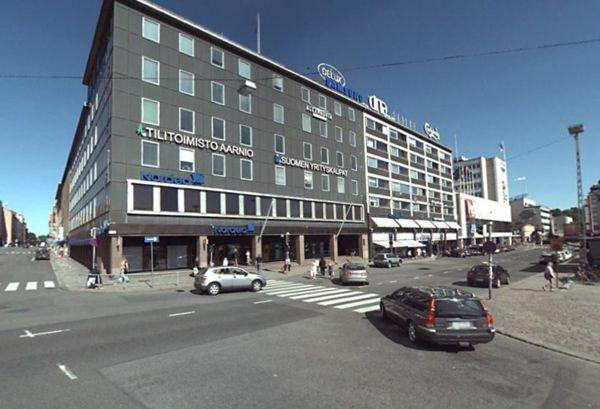 Kauppatorin Lääkintävoimistelu Ky, Turku