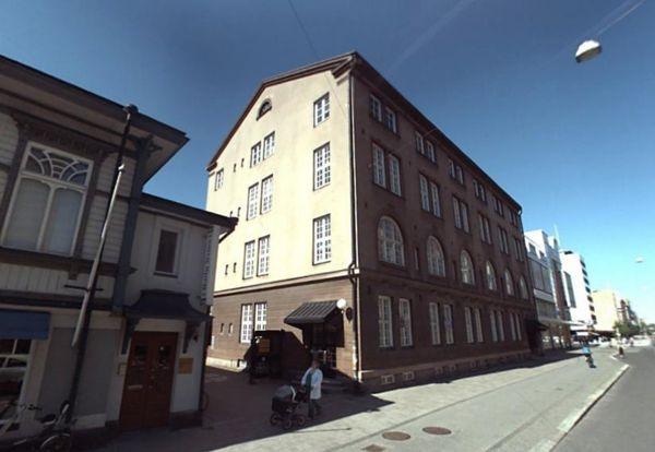 Vesi-Vuorisalo Oy, Turku