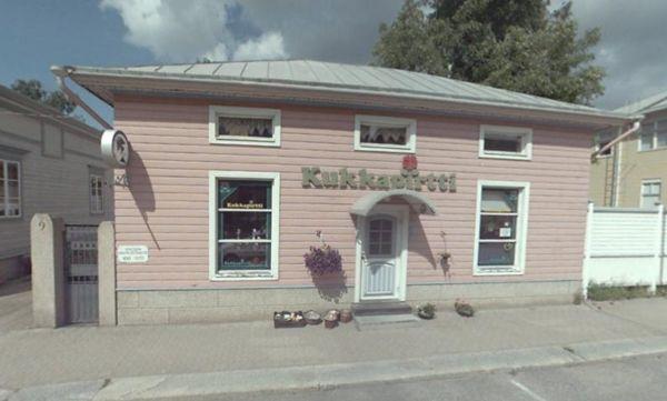 Siivosen Hautaustoimisto ja Kukkapirtti, Uusikaupunki