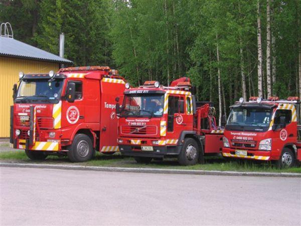 Autohinauskeskus 24h Suomi, Tampere