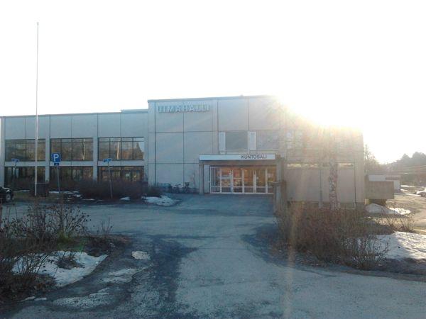 Kuntolaakson uimahalli, Kuopio