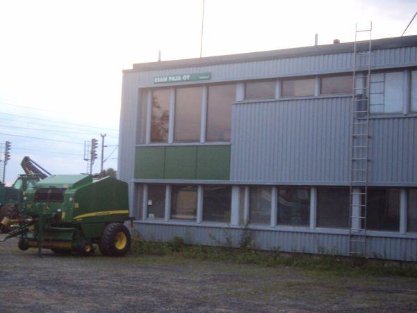 Esan Paja Oy, Seinäjoki