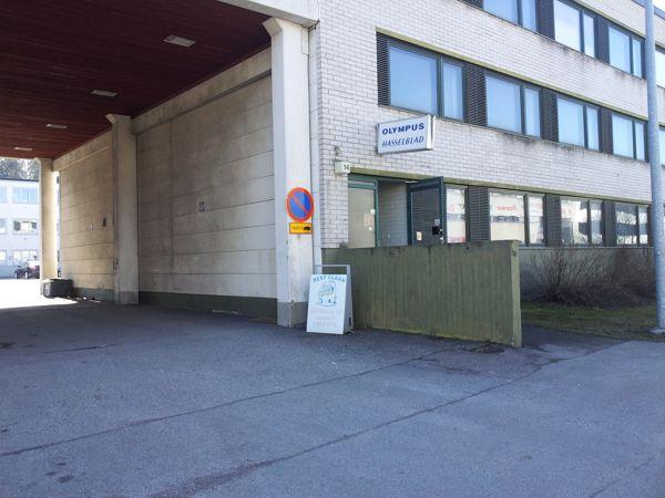 Koirakoulu Masseter, Helsinki