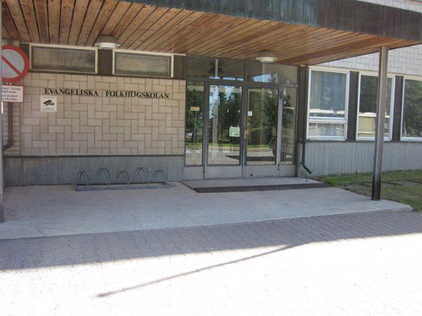 Evangeliska folkhögskolan i Svenskfinland, Vaasa