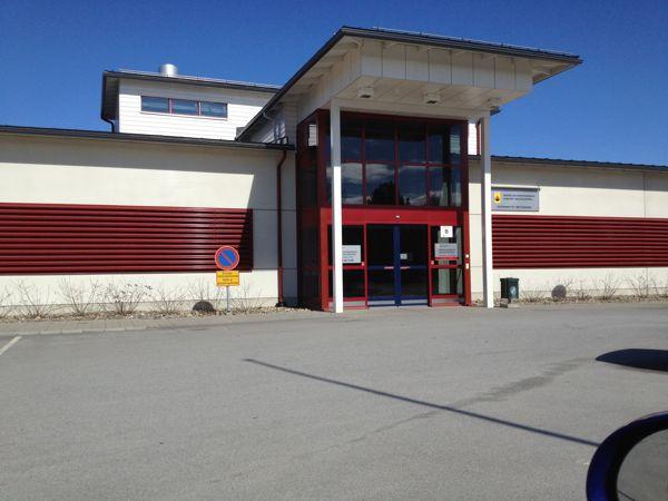 Kokkolan terveyskeskus, Kokkola