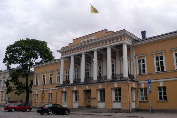 Åbo Akademi Yhteiskuntatieteiden ja kauppatieteiden tiedekunta, Turku