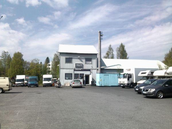 Auto- ja konevuokraamo J. Lundán Ky, Lempäälä