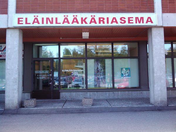 Kuopion Yksityinen Eläinlääkäriasema