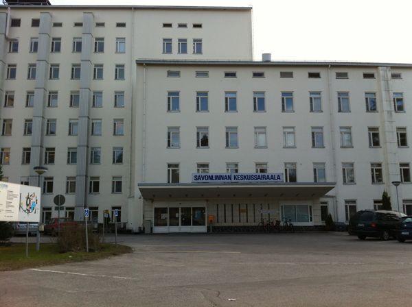 Savonlinnan keskussairaalan apteekki, Savonlinna