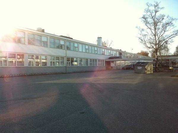 Vaasan kaupunki Vöyrinkaupungin koulu, Vaasa