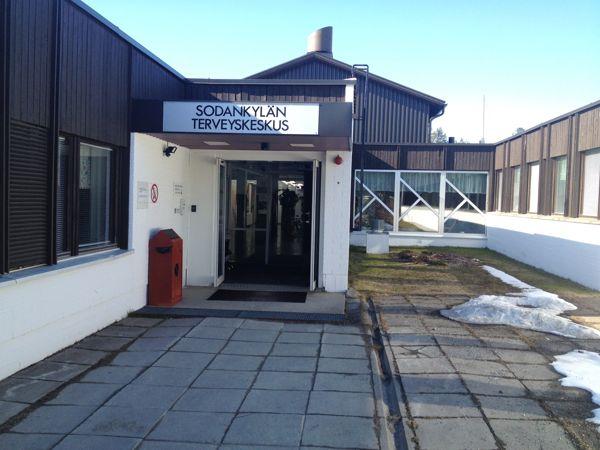 Sodankylän terveyskeskus, Sodankylä