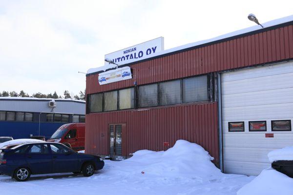 Nokian Autotalo Oy, Nokia