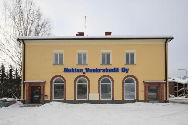 Nokian Vuokrakodit Oy, Nokia