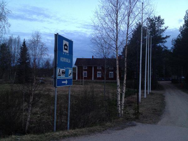 Korvalan Kestikievari, Rovaniemi