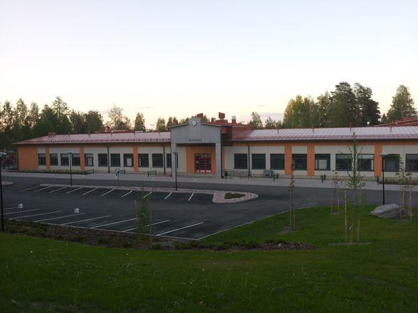 Mäntyharjun kunta Yhtenäiskoulu, Mäntyharju