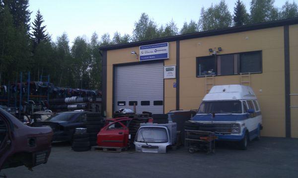 Osamyynti Mattila, Tampere