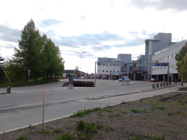 Kuopion yliopistollinen sairaala, Kuopio