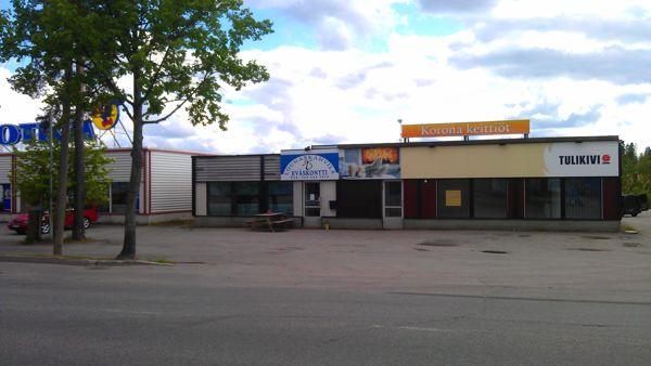 Lounaskahvila Eväskontti, Varkaus