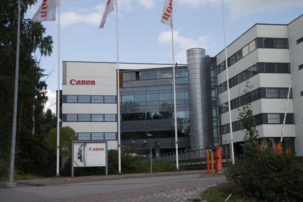 Canon Oy, Helsinki