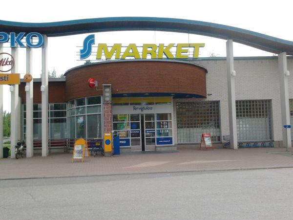 S-market Liperi, Liperi