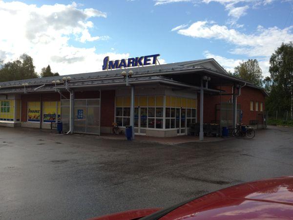 S-market Pyhäsalmi, Pyhäjärvi