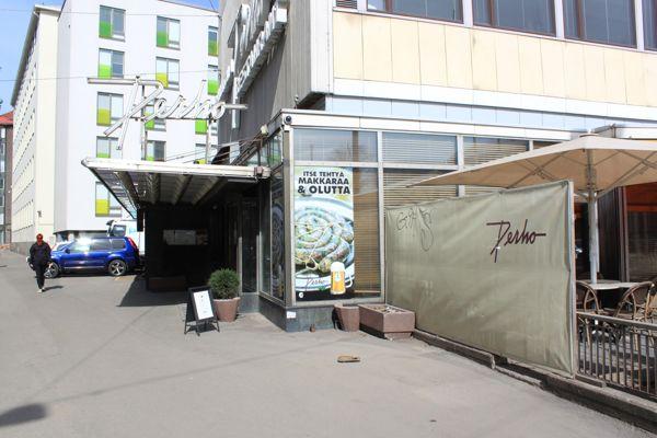 Ravintola Perho, Helsinki
