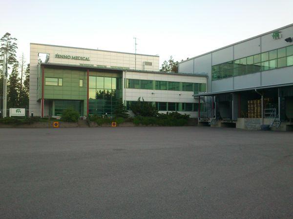 Mediplast Fenno Oy, Vantaa