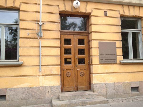 Työ- ja elinkeinoministeriö (TEM), Helsinki