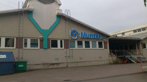 Munters Finland Oy, Vantaa