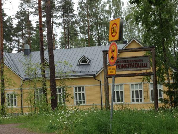 Lappeenrannan seudun steinerkoulun kannatusyhdistys ry, Lappeenranta